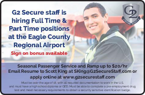 Seasonal Passenger Services - G2 Secure Staff