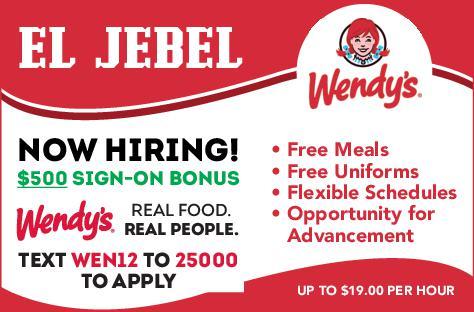 El Jebel - Wendy's