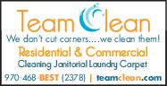 Service Directory   Cleaning Service