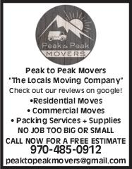 Service Directory | Moving