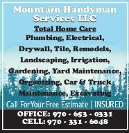 Service Directory | Handyman