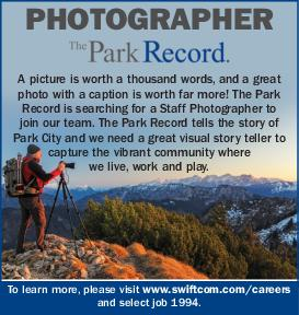 Photographer - The Park Record